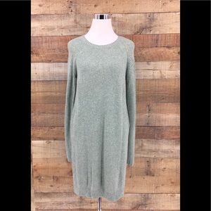 MOTH Anthropologie SOFT Sweater Tunic Oversized